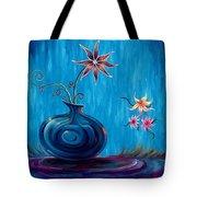 Aloha Rain Tote Bag by Jennifer McDuffie