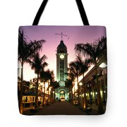 Aloha Tower Marketplace Tote Bag