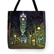 Aloha Towers Tote Bag