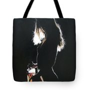 Alone At Home2 Tote Bag