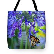 Alone In The Garden Tote Bag