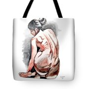 Alone Too Tote Bag