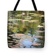 Alone With My Thoughts Tote Bag