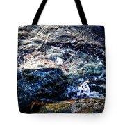 Alone With Sea Tote Bag