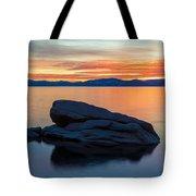 Aloneness Tote Bag