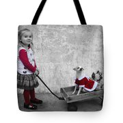 Along For The Ride Tote Bag