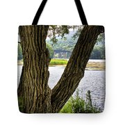 Along Route 104 Tote Bag