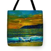 Along The African Coast Tote Bag