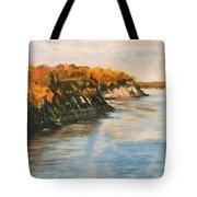 Along The Chesapeake Bay Tote Bag