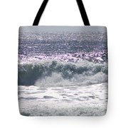 Along The Costal Highway Tote Bag