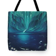 Along The Hamakua Coast  Tote Bag