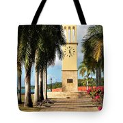 Along The Hands Of Time Tote Bag
