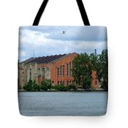 Along The Maumee Tote Bag