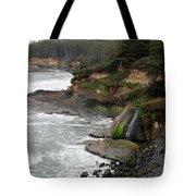 Along The Oregon Coast - 7 Tote Bag
