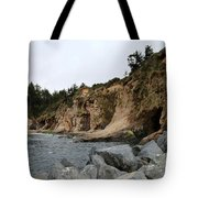 Along The Oregon Coast  Tote Bag