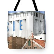 Along The River Zaan Lassie Silo Tote Bag