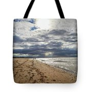 Along The Way Tote Bag