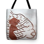 Aloud - Tile Tote Bag