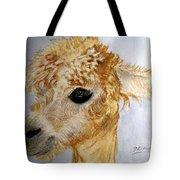 Alpaca Cutie Tote Bag