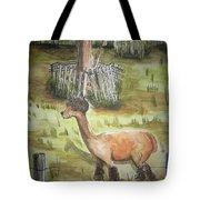 Alpaca Glory Tote Bag
