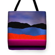 Alpenglow Tote Bag