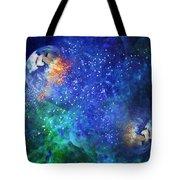 Alpha Centauri Abstract Moods Tote Bag