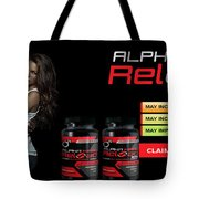 Alpha Hard Reload Tote Bag