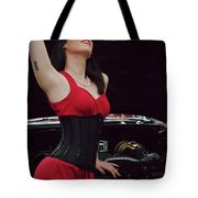 Alpha Monster Advanced Tote Bag
