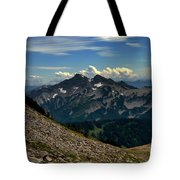 Alpine Country Tote Bag