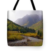 Alpine Loop Road Tote Bag