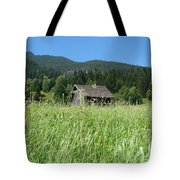 Alpine Meadow  Tote Bag