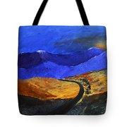 Alpine Vista Tote Bag