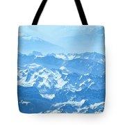 Alps Iv Tote Bag