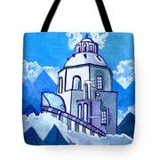 Already In Heaven Tote Bag