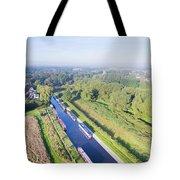Alrewas Canal Tote Bag