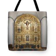 Alter San Juan Capistrano Tote Bag