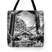 Alter Under Glass Tote Bag