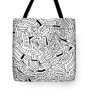 Alteration Tote Bag