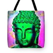 Altered Buddha Tote Bag