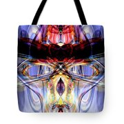 Altered States Abstract Tote Bag