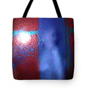 Alternate Reality Meets Naked Truth 3 Tote Bag