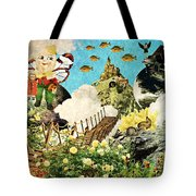 Alternative Fairy Tales Tote Bag