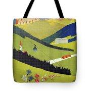 Alto Adige South Tyrol Tote Bag