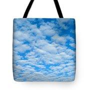 Alto-cumulus Tote Bag