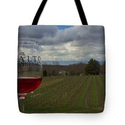Alto Vineyards Tote Bag