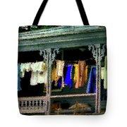 Alton Porch Wash Line No 1 Tote Bag