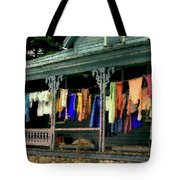 Alton Porch Wash Line No 2 Tote Bag