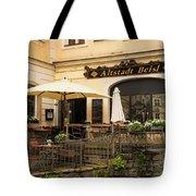 Altstadt Beisl Tote Bag