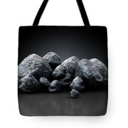Aluminum Nugget Collection Tote Bag