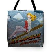 Aluminum Overcast Tote Bag